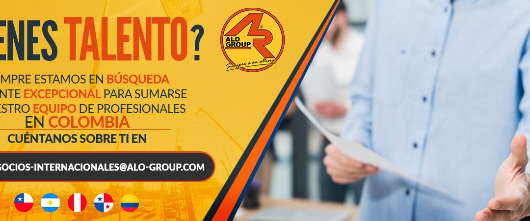 Oportunidades Laborales en ALO Rental Colombia