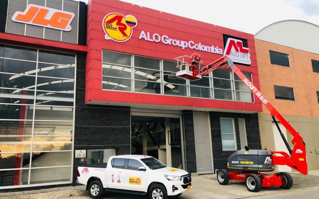 Visite nuevas oficinas y showroom ALO Group en Bogotá