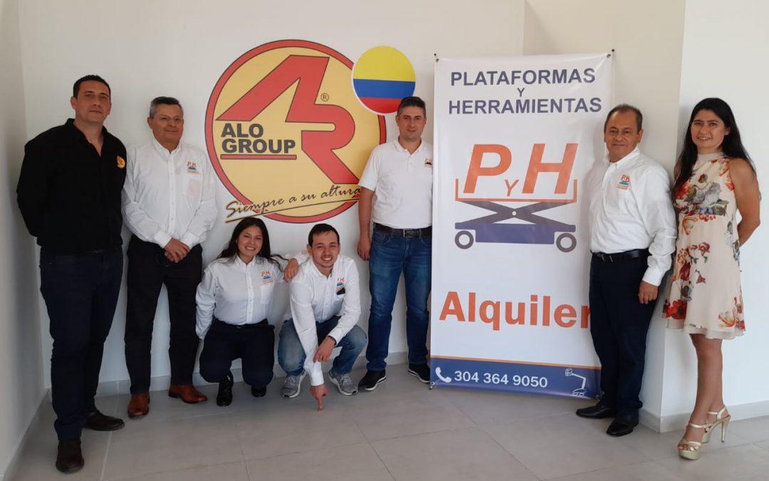 ALO Colombia da la bienvenida a Plataformas&Herramientas