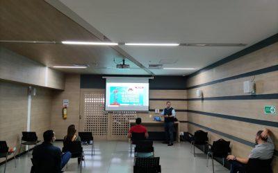 ALO Colombia realiza capacitación comercial ALO Lift a CGB SAS distribuidores en Medellín