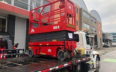 Despacho ALO Lift 100N a CGB SAS venta para mantenimiento industrial en Bucaramanga