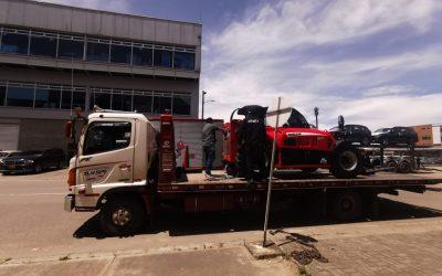 ALO Colombia entrega venta de Manipuladores Telescópicos ALO Lift by Faresin 6.26 para minería